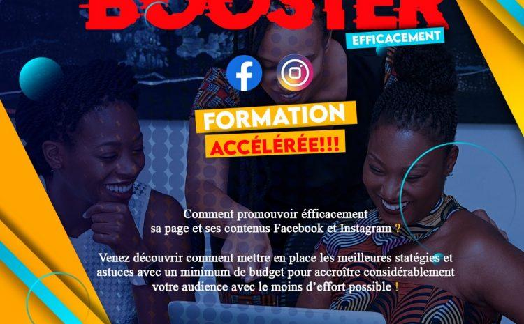Formation publicités Facebook et Instagram Douala